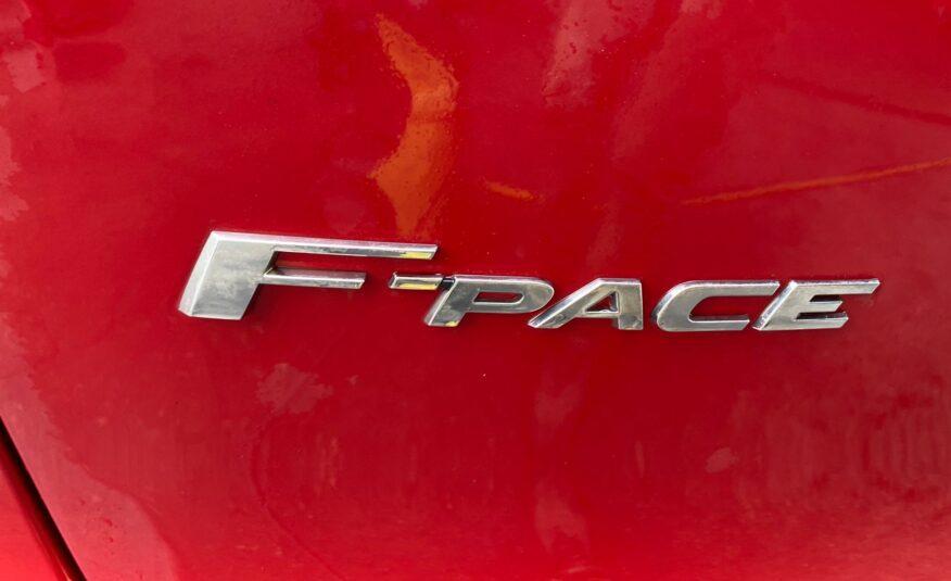 JAGUAR F-Pace 3.0 v6 R SPORT   2016 5 Puertas  Diesel  3000 c.c.  300 c.v  Automático 199900km aprox  cambio y motor ok